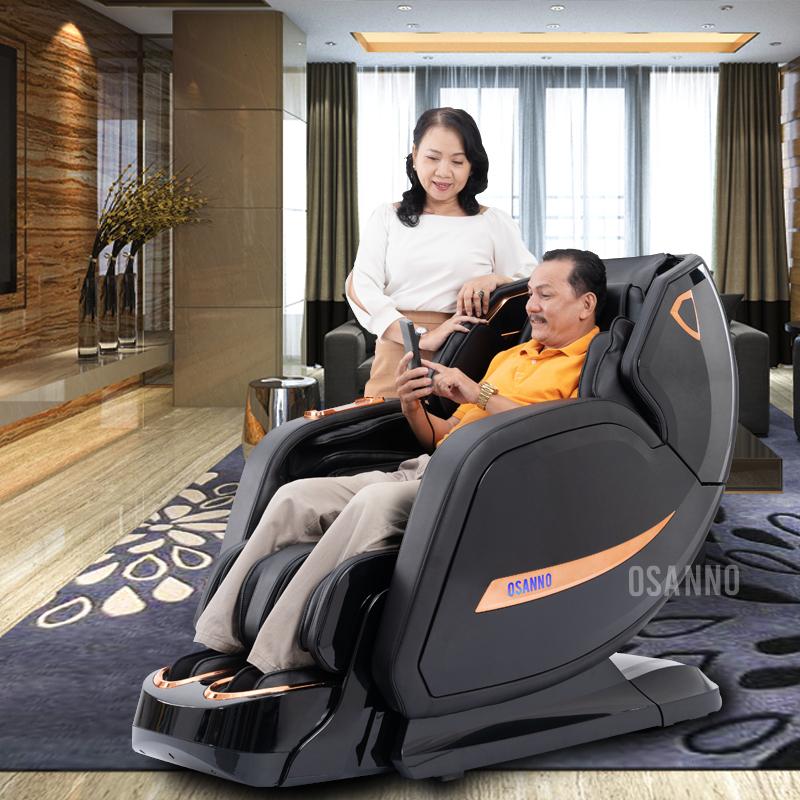 Ghế massage công nghệ hiện đại