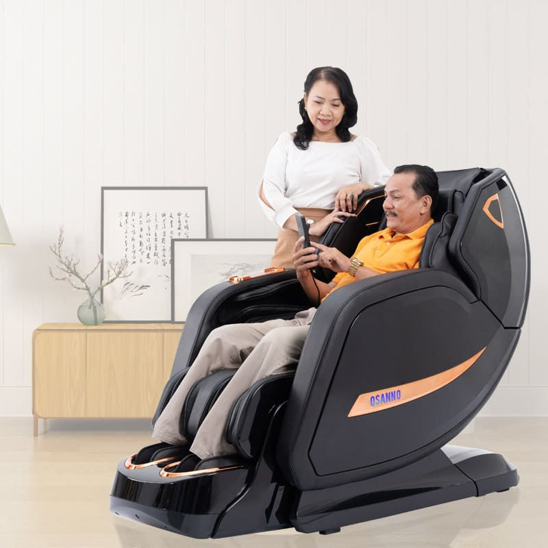 Những dòng máy massage cao cấp phù hợp với nhiều đối tượng sử dụng