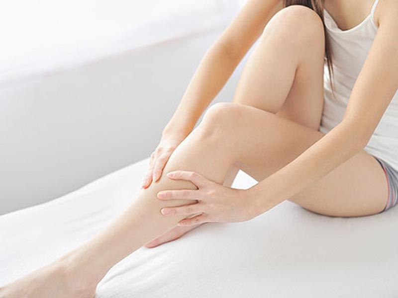 Massage bắp chân giúp chân thon thả, giảm mỡ hiệu quả