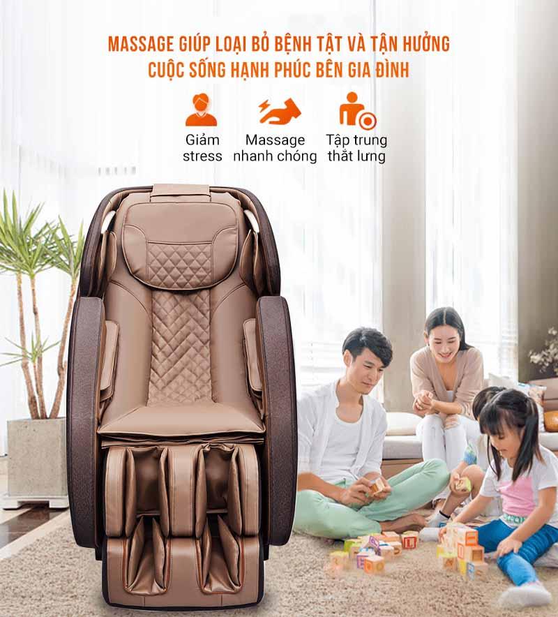 Ghế massage osanno OS 750