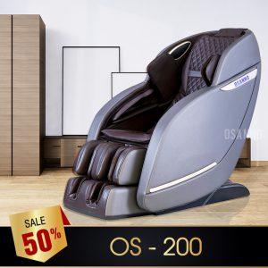 GHẾ MASSAGE OSANNO OS-200