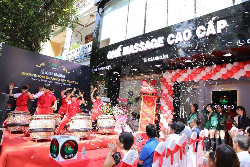 Địa chỉ mua ghế massage uy tín tại Buôn Ma Thuột - Đắk Lắk