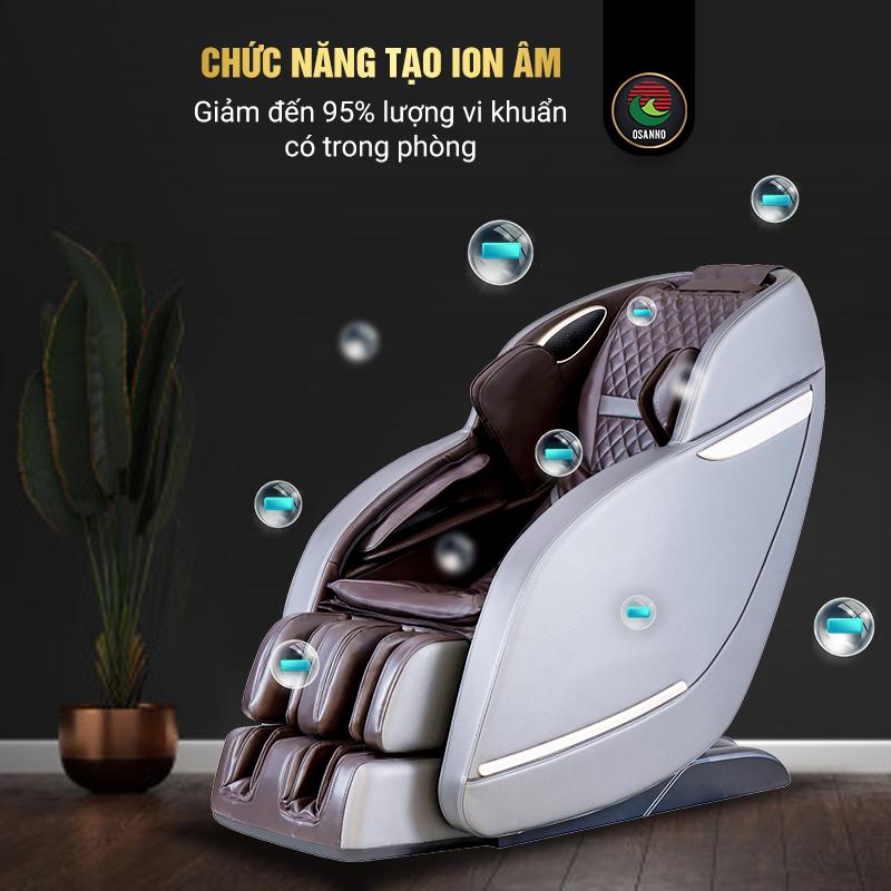 Ghế massage nhập khẩu chất lượng nhất hiện nay