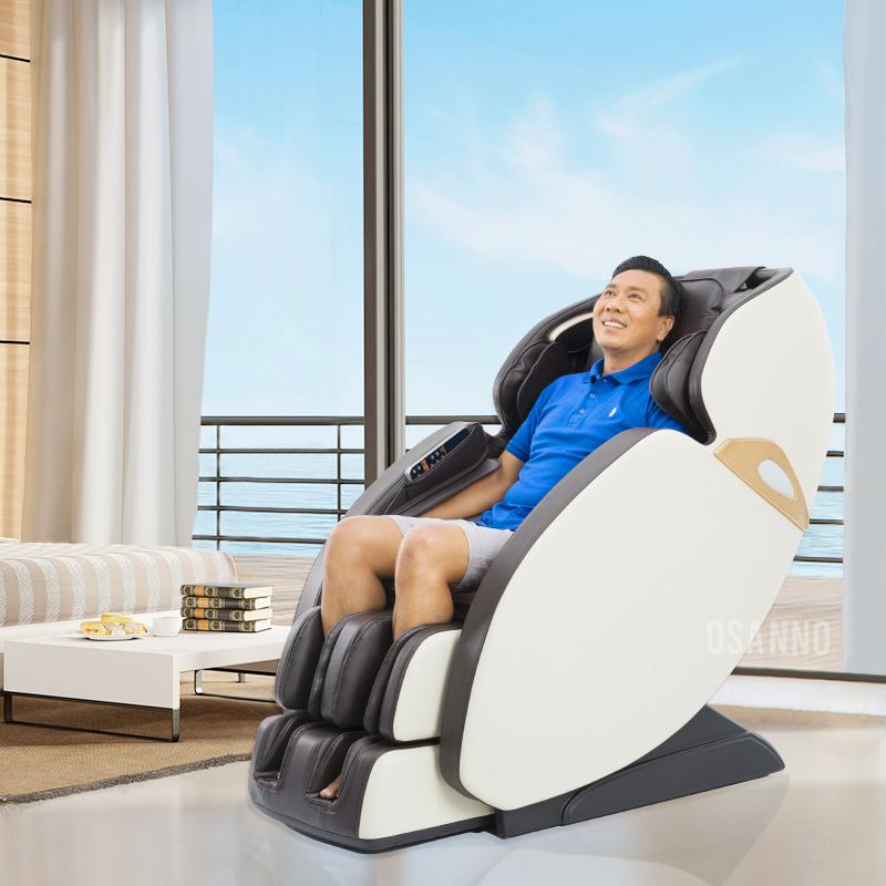 sử dụng ghế massage toàn thân an toàn tại nhà mùa Covid
