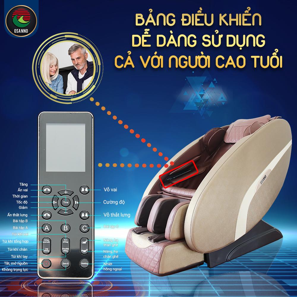 Bảng điều khiển OS-100