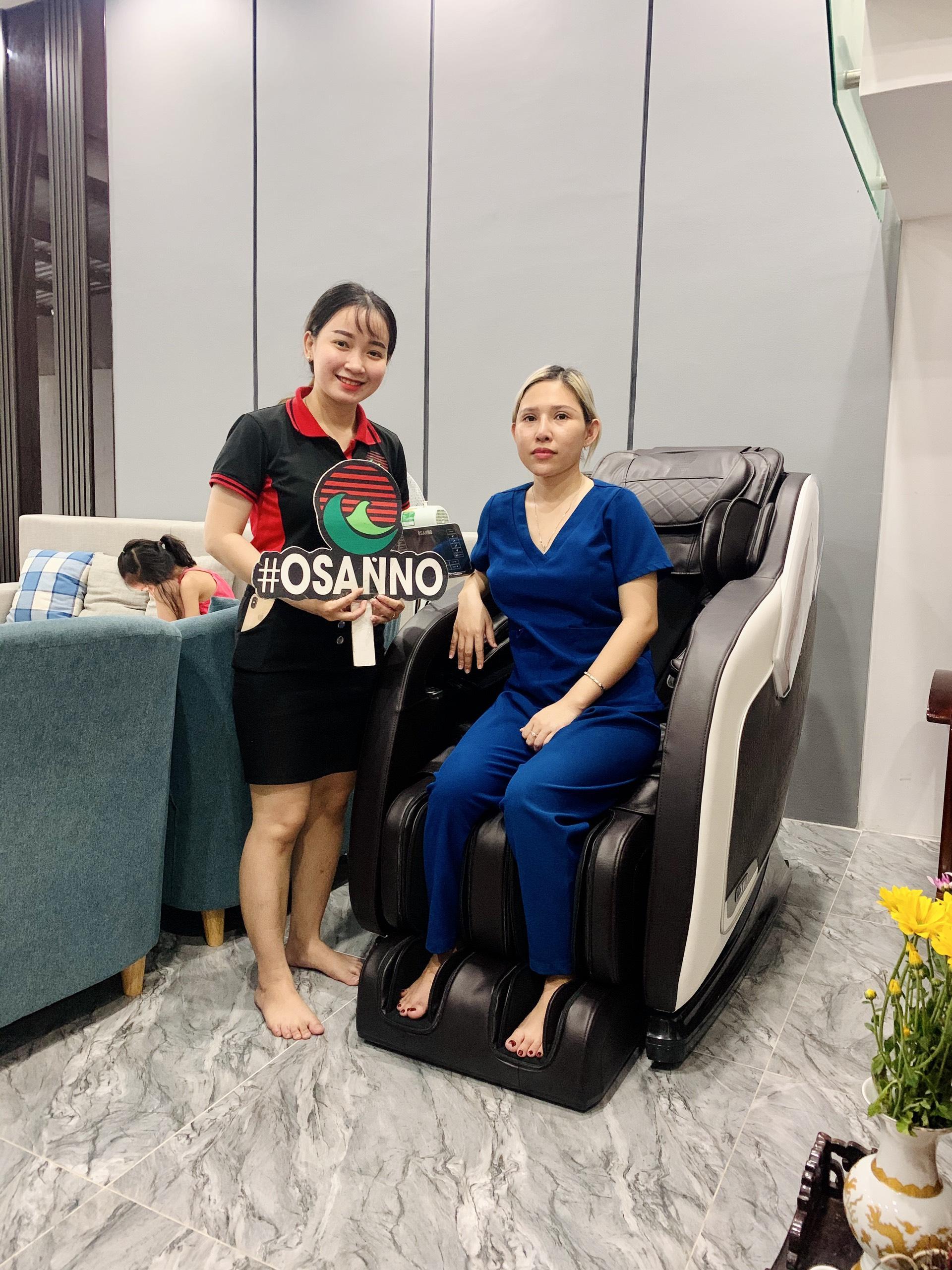 Mua giường massage ở Biên Hòa