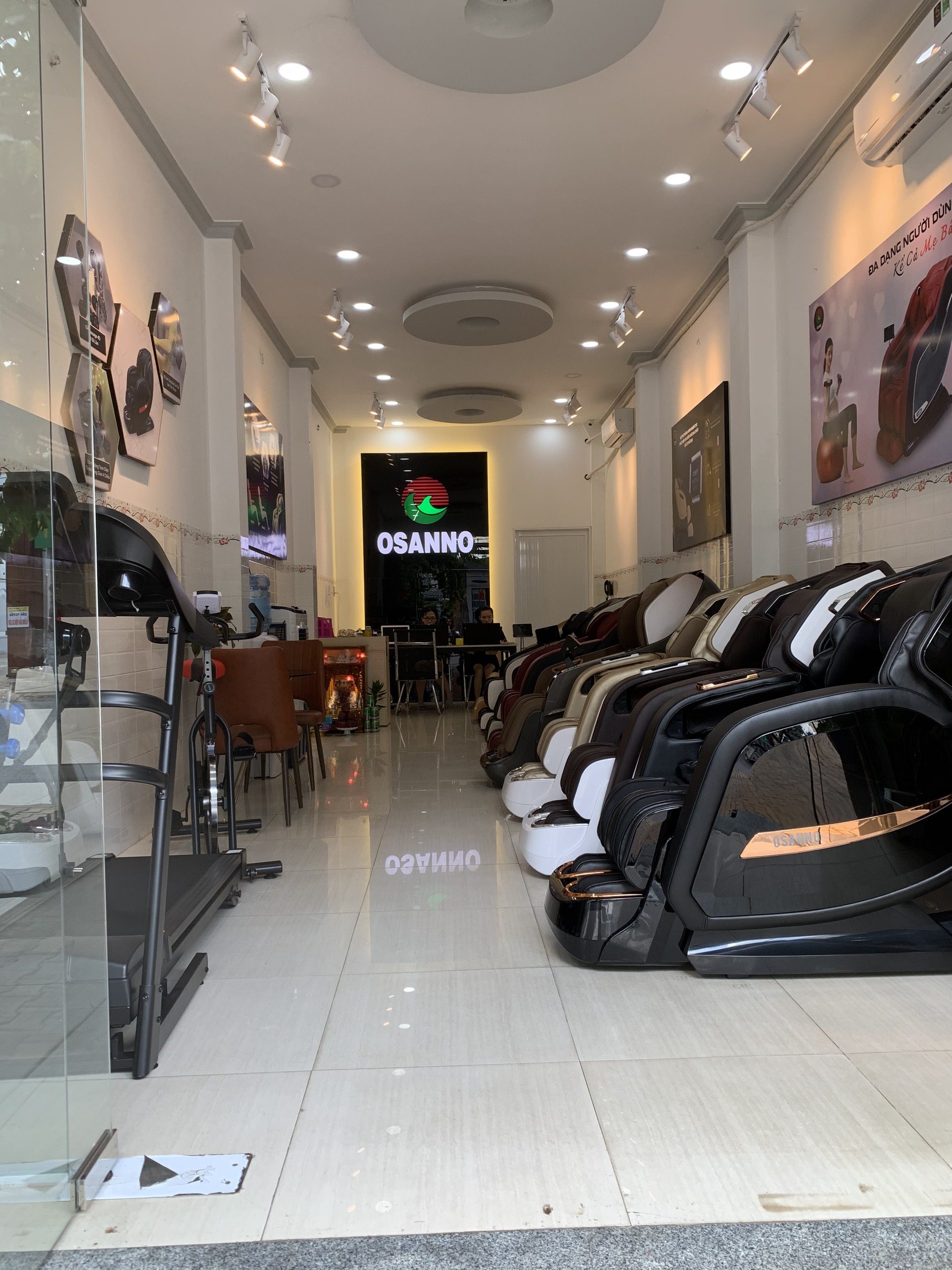 Kinh nghiệm chọn mua ghế massage tại Mỹ Tho - Tiền Giang