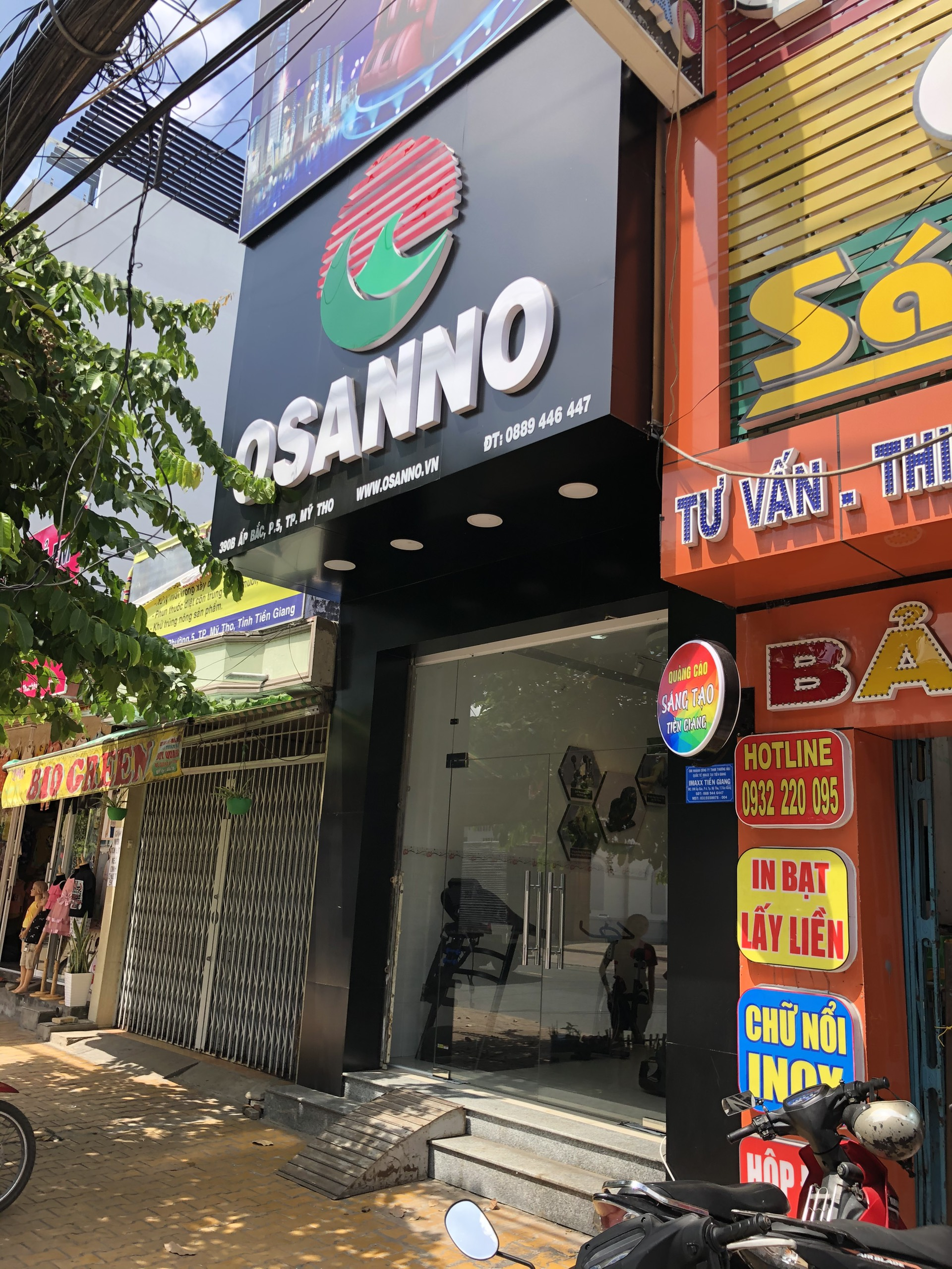 Kinh nghiệm mua ghế massage tại Mỹ Tho - Tiền Giang