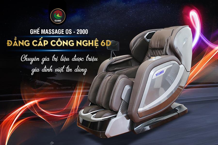công nghệ massage 6D