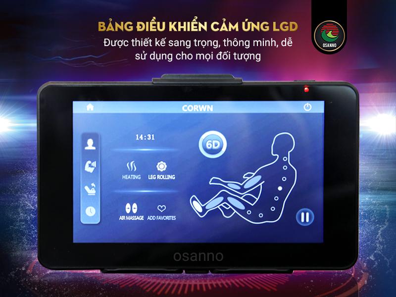 Bảng điều khiển cảm ứng LGD