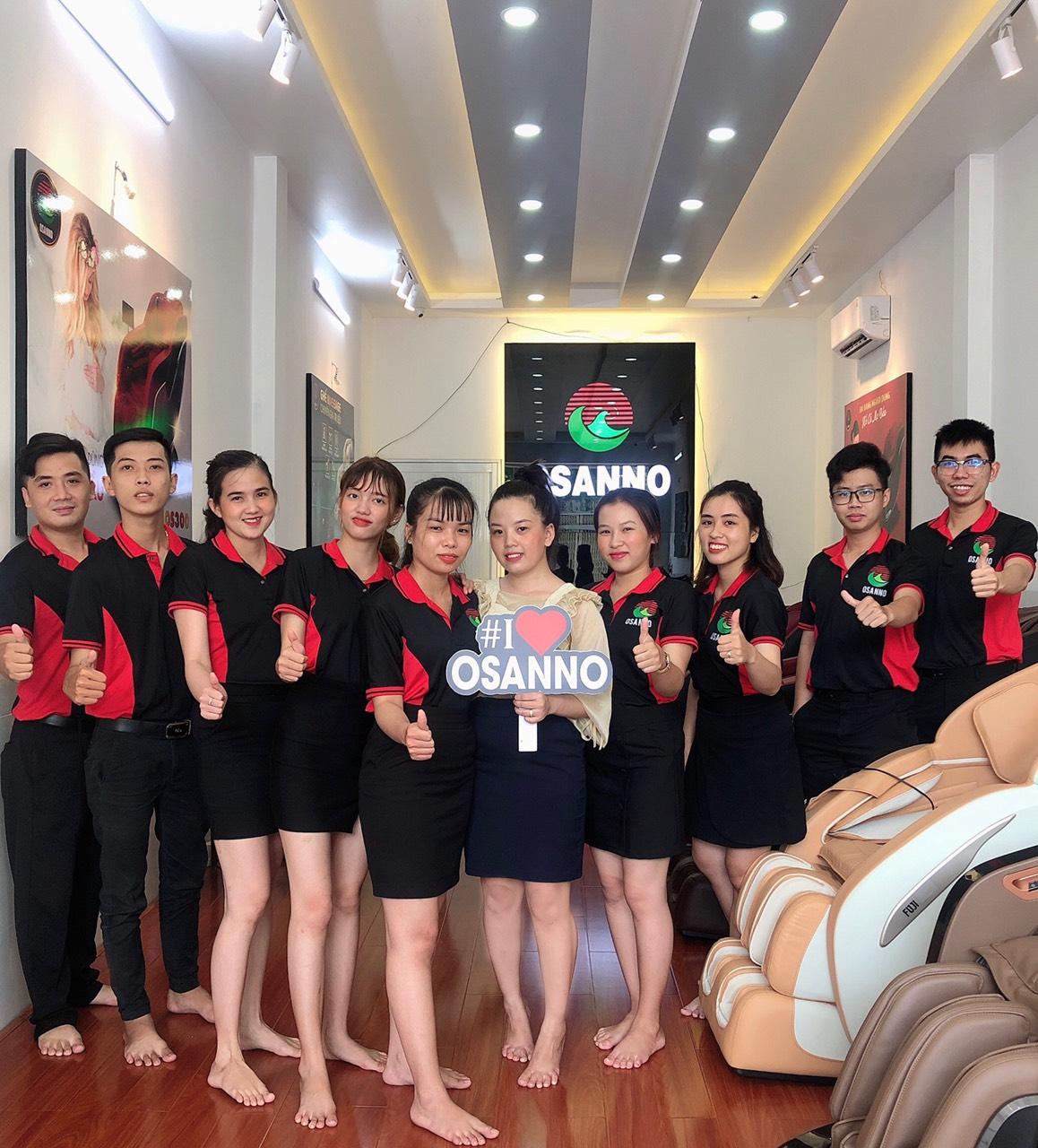địa chỉ mua ghế massage OSANNO ở Hồ Chí Minh