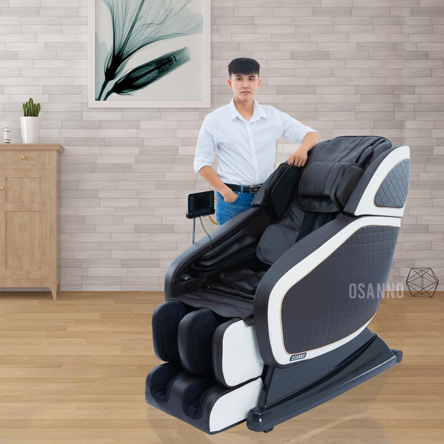 Ghế massage Osanno, thương hiệu được tin dùng nhất hiện nay