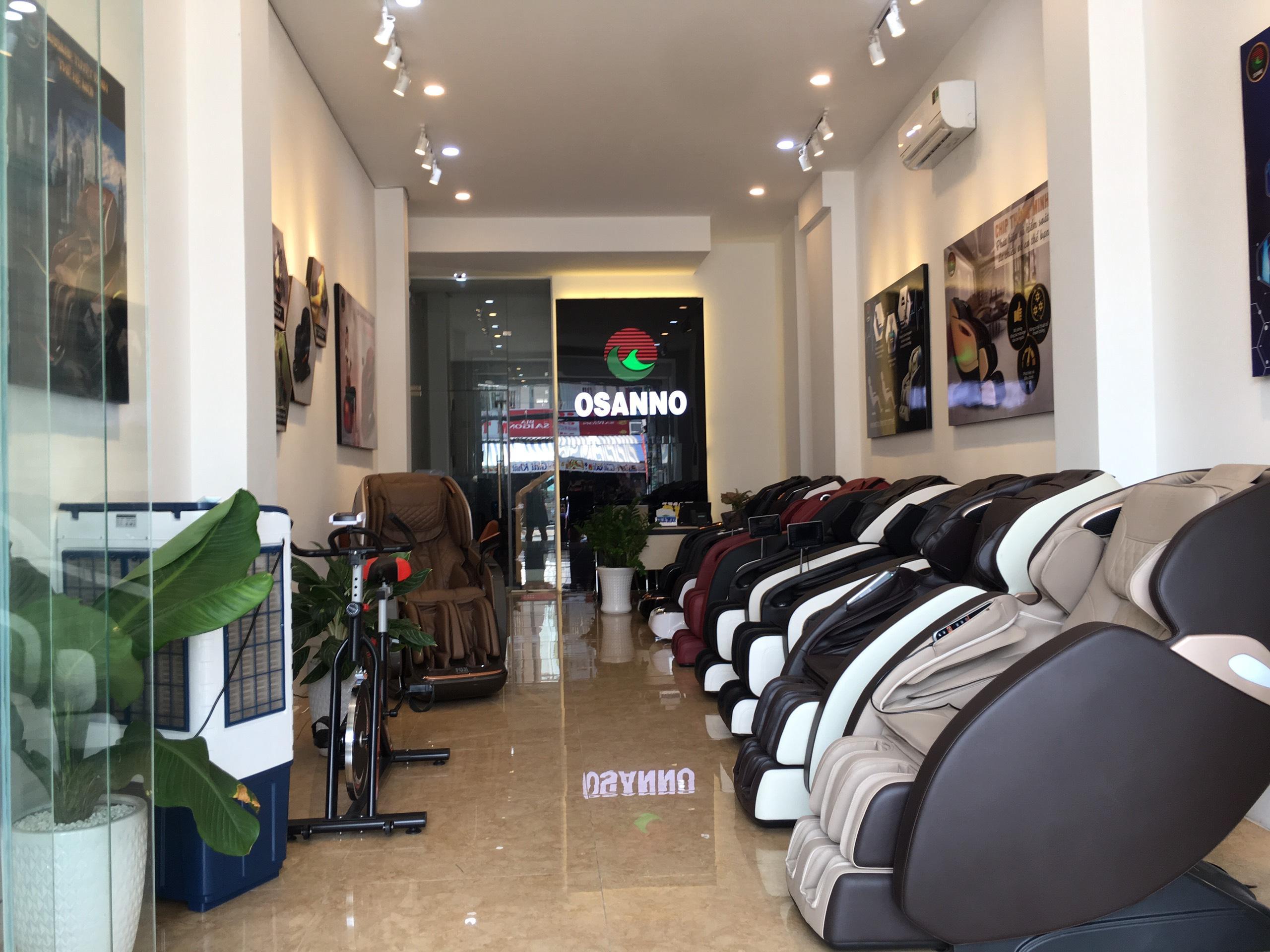 các loại máy massage hồng ngoại ở Osanno