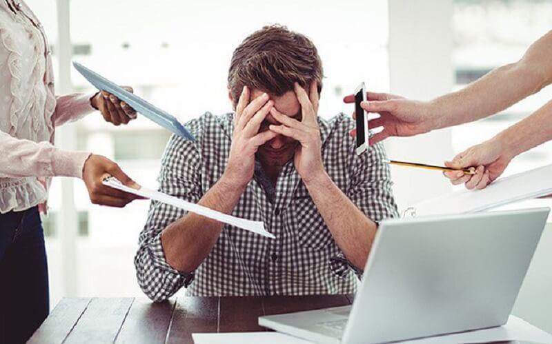 Những dấu hiệu cho thấy cơ thể bạn đang bị stress