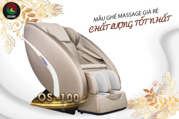 Những loại ghế massage toàn thân giá rẻ chất lượng nhất