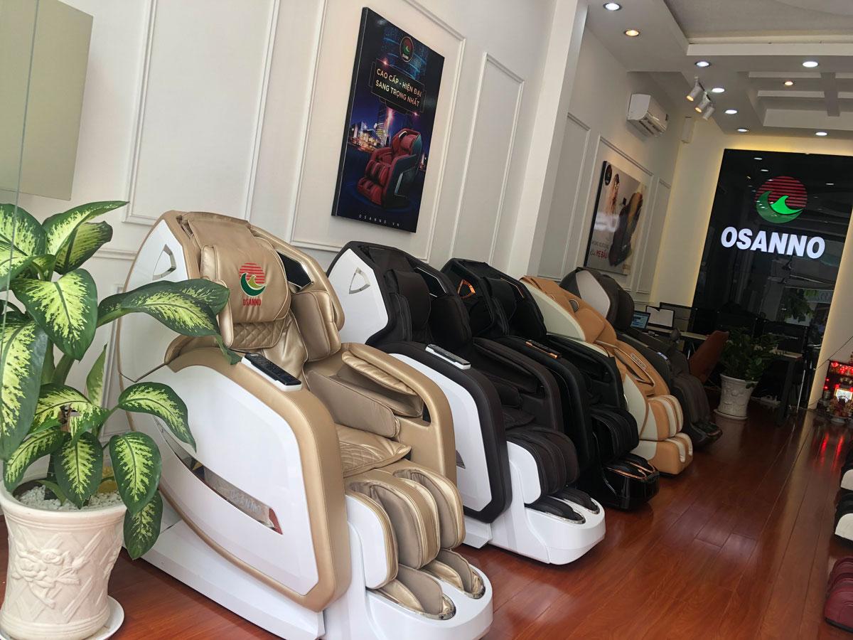Cửa hàng ghế massage Thủ Đức
