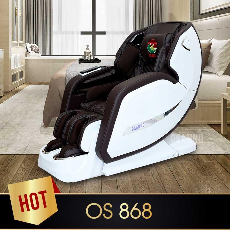 ghế massage nhập khẩu cao cấp OS 868