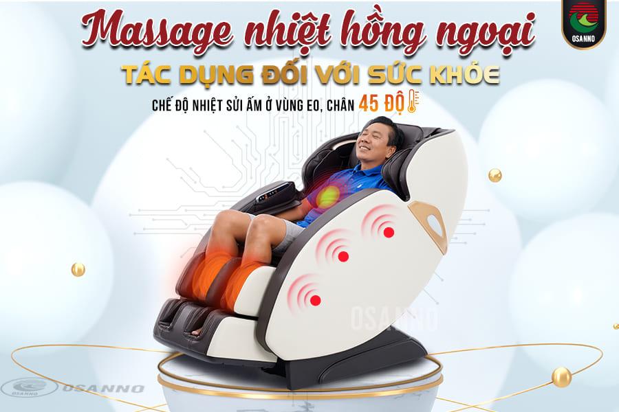 Dòng máy massage giá rẻ chất lượng cao