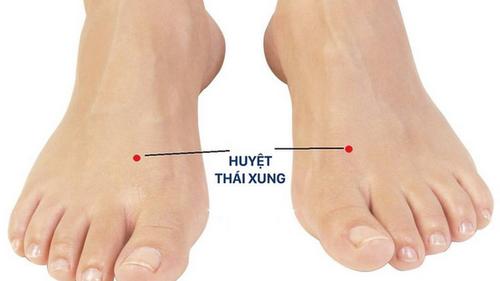 mát nxa chân có lợi gì cho sức khỏe