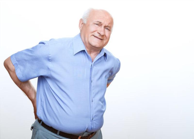 đau cơ xơ hóa ở người lớn tuổi