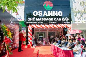 Cửa hàng ghế massage Gia Lai