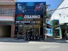 Cửa hàng ghế massage Osanno chi nhánh Nha Trang: 26 Trần Quý Cap, Tp Nha Trang