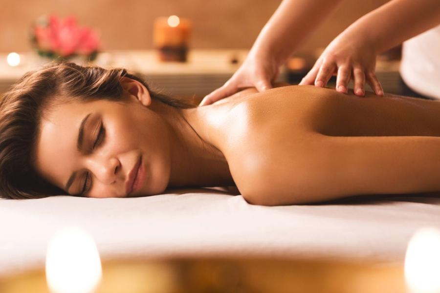 Phương pháp massage mang lại cảm giác thư thái