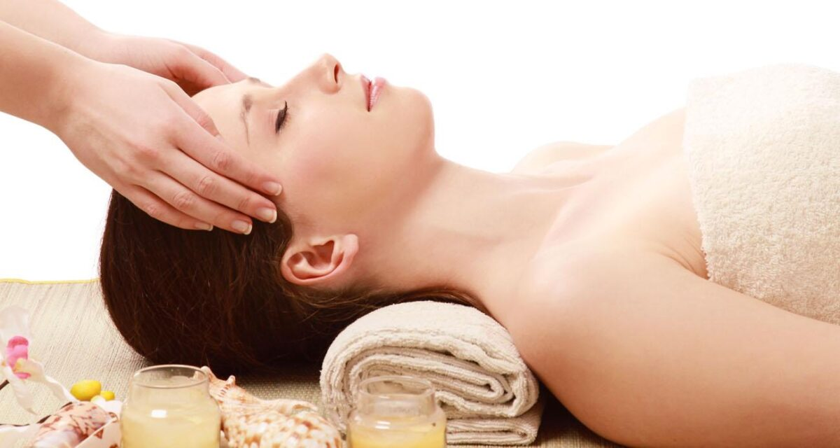 massage đầu cho thai phụ