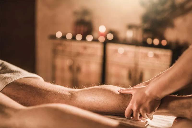 massage giúp giảm đau mỏi