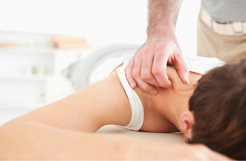 Massage Tuina đa dạng những động tác massage