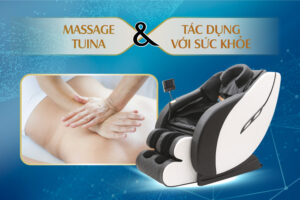 Massage Tuina có tác dụng gì đối với sức khỏe?