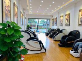 ghế massageOsannotại Vũng Tàu