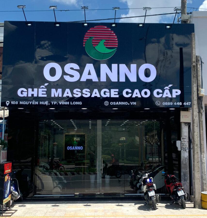 Cửa hàng ghế massage chi nhánh Vĩnh Long