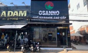 Cửa hàng ghế massage Osanno chi nhánh Phan Thiết