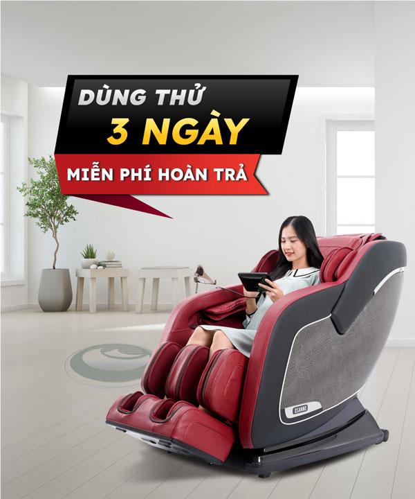 Đăng ký dùng thử miễn phí ghế massage